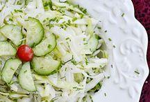 salads / by Caryn Goggans