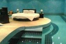 INTERESTING BEDROOMS