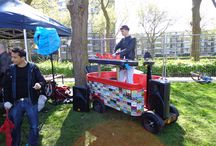 Go with the Flow! / This is the place where we post pins of our #mobileDJ bakfiets.