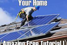 solar Energy Installing
