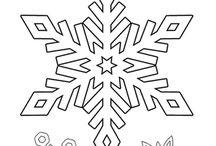 Tegninger jul