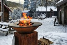 OFYR, outdoor cooking