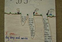 writer's workshop / by Leah Cunningham