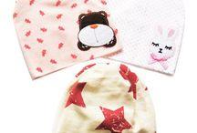 Baby Girls & Caps