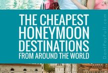 Honeymoon Ideas / 0