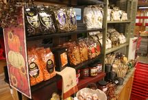 Displays by Sarah Lynne / Store displays created for Curtis Orchard & Pumpkin Patch by Products Manager, Sarah Graham