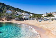 Spanje - Costa Dorada / De Costa Dorada is een van de belangrijkste vakantieregio's  aan de noordkust van Spanje. De combinatie van zon, zee en strand, het heerlijke eten, de traditionele vissersdorpjes en de ontspannen levensstijl, zorgt voor een heerlijk ontspannen vakantie!