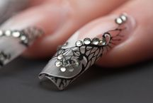 Nails / When it comes to making your nails look fabulous it really is all about the nail art...
