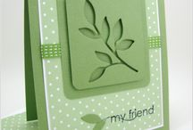 Projects to Try / Cards and papercrafts