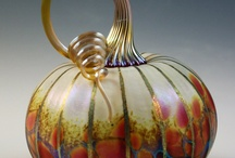 Hand-blown glass  / by Christy Riley Buck