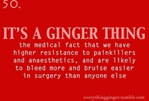 Life of a redhead