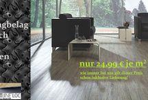Flyer Angebote / Pvc Vinyl Design Bodenbelag günstig kaufen