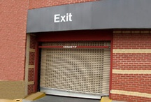 Commercial Advanced Service Doors / Overhead Door Advanced Service Doors. | Speed. High Cycles. Security. Durability. / by Overhead Door Garage Doors