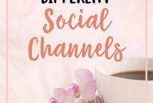 Social Media Tips / Social Media Tips.