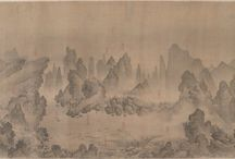 "Educators: Arts of China, Painting / Appreciating Chinese art is often described with the term du hua, ""to read a painting."" On this board, the Freer