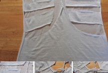 transformação de roupas