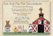 2nd Birthday Party ideas...??? / by Mealissa Hoppe