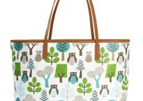 Diaper Bags & Diapering Must-Haves / Who said diaper bags can't be stylish? Tote around baby's gear in style!