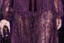 Suknie Fioletowe