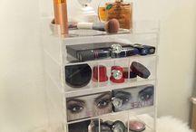 MosBox / Crystalbeautybox- The perfekt store to your makeup.  Makeup Organizer