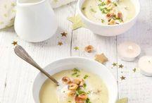 Velouté, soupe