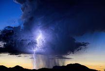 Гроза, молния (Lightning storm)