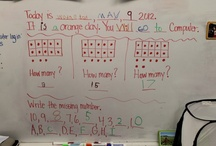 kindergarten morning message and morning meeting  / by Jennifer Leadmon