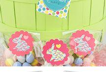 Easter printables / Easter printables | Πασχαλινές .. εκτυπώσεις με εντυπώσεις ... / by Popi-it.gr