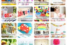 Party Ideas / by Crystal McLaughlin Gray