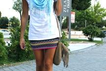 Easy Going Boho Chic ... / Bohemian, Beach, Surf n sun...