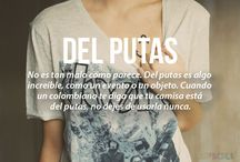 Palabras colombianas