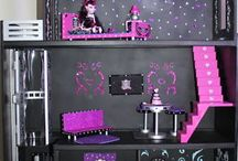 monster high / Ever After High / Monster High and Ever After High dolls and things to make for them. / by Kambrea Pratt