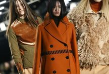Winter Fashion And Trendy Colours 2016