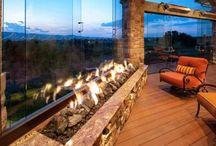 Outdoor Living Rooms / Custom designs by Colorado Custom Decks & Mosaic Outdoor Living & Landscapes. http://coloradodecks.com/