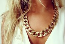 Chunky Chains / by Longs Lifestyle