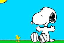 charlie brown and snoopy / snoopy / by jasmina milosevic
