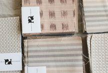 Surface pattern textile design & accessories / Surface pattern design, textile design, clothing illustrations, fiber art