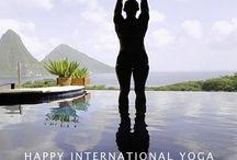 To all yogis. #yoga