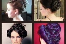 steampunk hairstyles