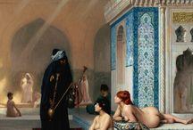 Harem and eunuchs