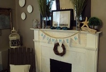 Mantel Ideas / by Nicole Morrissey