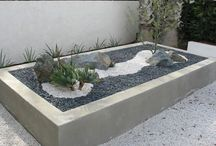 ZEN gardens / by Nancy Hugo CKD & DesignersCirclehq.com