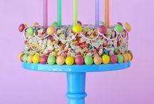 cakes/parties / by Brook Ingebrigtson