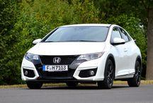 Test Honda Civic 1.6 i-DTEC Sport