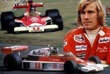 James Hunt F1 / by Debby Lindeman