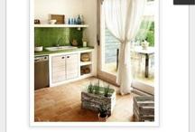 Home Ideas / by Mirna Mercedes Autrey