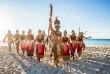 Mayan Ceremony: The Arrival