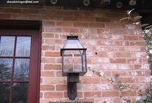 Sheryl's Tanglewood Gas Lights / Sheryl's Tanglewood Gas Lights