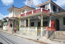 Pinar del Rio / Hier vind u al onze casa particular in Pinar del Rio