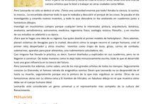 Clases Español primera Lengua